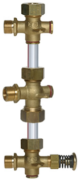 Wasserstandsanzeiger - Sonderausführung Kombiniert