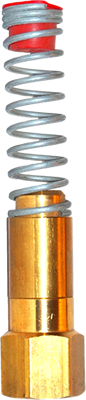 Messing-Doppelkugelfußventile mit NIRO-Kugeln